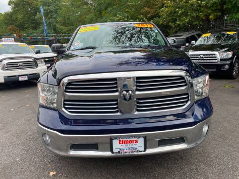 2013 RAM Ram Pickup 1500 for sale at Elmora Auto Sales in Elizabeth NJ