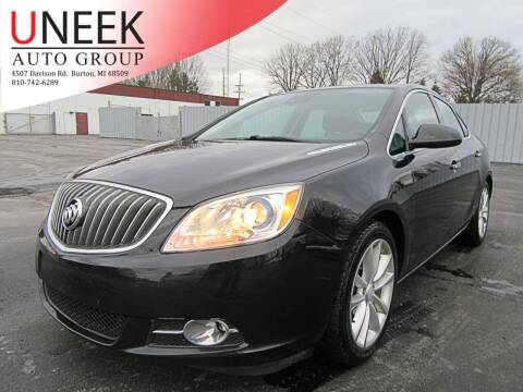 2015 Buick Verano for sale at Uneek Auto Group LLC in Burton MI