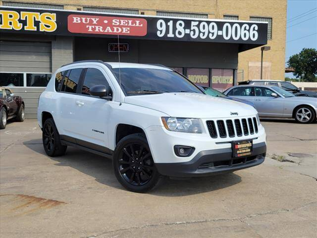2015 Jeep Compass for sale at KC MOTORSPORTS in Tulsa OK