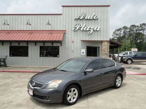 2009 Nissan Altima for sale at Grantz Auto Plaza LLC in Lumberton TX