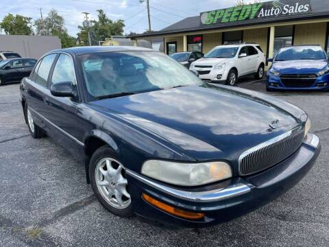 2000 Buick Park Avenue for sale at speedy auto sales in Indianapolis IN