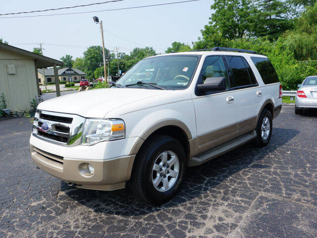 2012 Ford Expedition for sale at Tom Roush Budget Westfield in Westfield IN