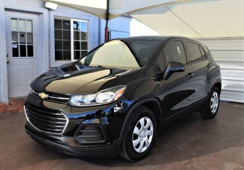 2018 Chevrolet Trax for sale at 1st Class Motors in Phoenix AZ
