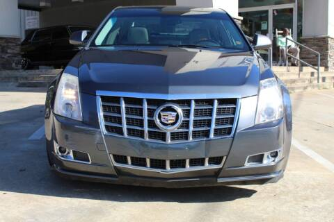 2012 Cadillac CTS for sale at Xtreme Lil Boyz Toyz in Greenville SC