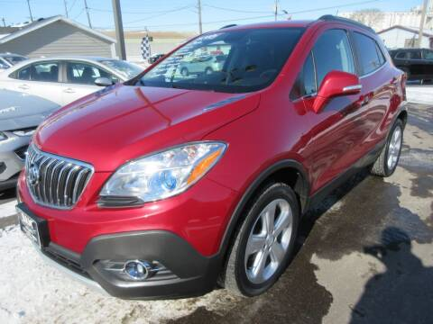 2016 Buick Encore for sale at Dam Auto Sales in Sioux City IA
