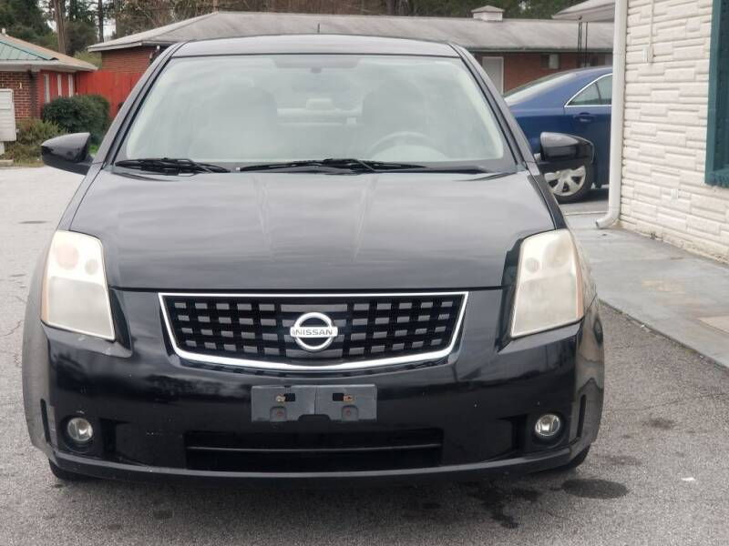 2008 Nissan Sentra for sale at 5 Starr Auto in Conyers GA