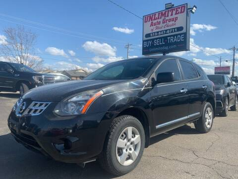 2014 Nissan Rogue Select for sale at Unlimited Auto Group in West Chester OH