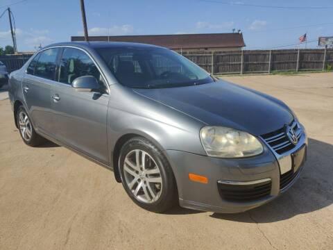 2006 Volkswagen Jetta for sale at AI MOTORS LLC in Killeen TX
