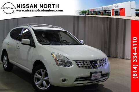2008 Nissan Rogue for sale at Auto Center of Columbus in Columbus OH