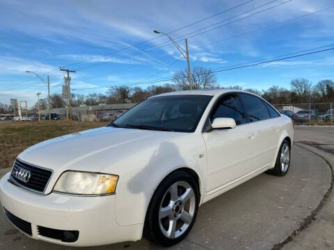 2004 Audi A6 for sale at Xtreme Auto Mart LLC in Kansas City MO