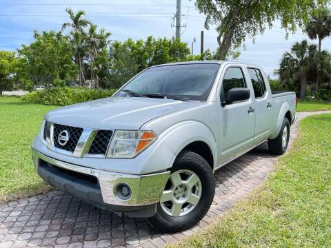2007 Nissan Frontier for sale at Citywide Auto Group LLC in Pompano Beach FL