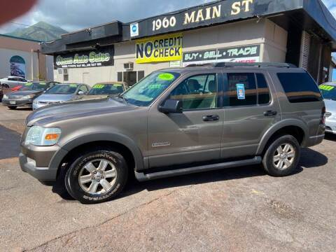 2006 Ford Explorer for sale at Ohana Auto Sales in Wailuku HI