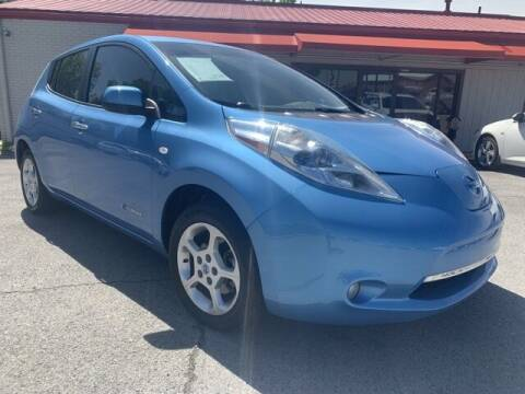 2011 Nissan LEAF for sale at CON ALVARO ¡TODOS CALIFICAN!™ in Columbia TN
