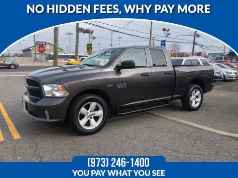 2015 RAM Ram Pickup 1500 for sale at Route 46 Auto Sales Inc in Lodi NJ