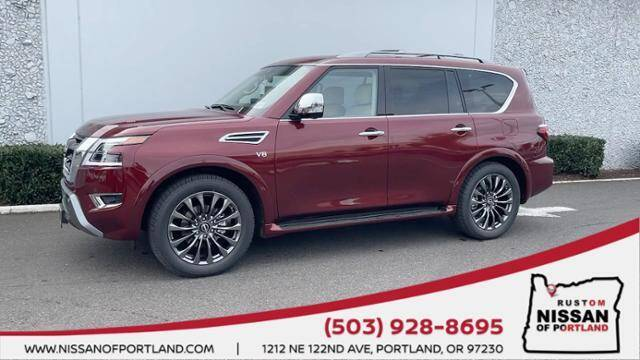 2022 Nissan Armada for sale in Portland, OR