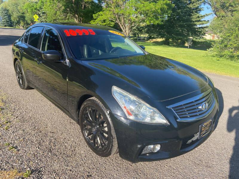 2012 Infiniti G37 Sedan for sale in Idaho Falls, ID