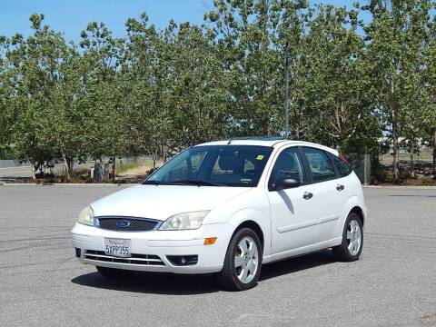 2006 Ford Focus for sale at Crow`s Auto Sales in San Jose CA