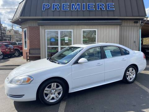 2014 Chevrolet Impala Limited for sale at Premiere Auto Sales in Washington PA