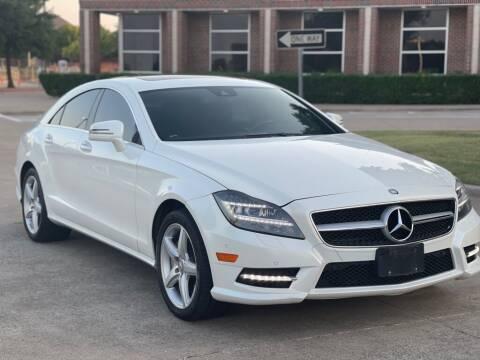 2014 Mercedes-Benz CLS for sale at Executive Auto Sales DFW LLC in Arlington TX