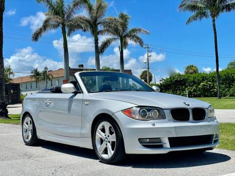 2011 BMW 1 Series for sale at VE Auto Gallery LLC in Lake Park FL