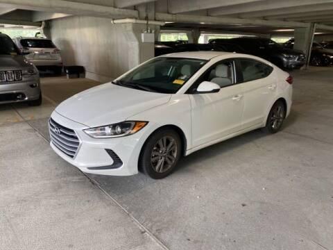 2018 Hyundai Elantra for sale at Southern Auto Solutions-Jim Ellis Hyundai in Marietta GA