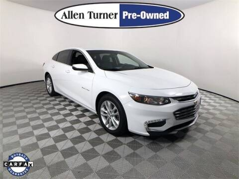2017 Chevrolet Malibu for sale at Allen Turner Hyundai in Pensacola FL