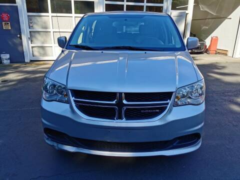 2011 Dodge Grand Caravan for sale at Legacy Auto Sales LLC in Seattle WA