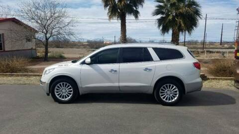 2012 Buick Enclave for sale at Ryan Richardson Motor Company in Alamogordo NM