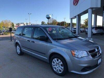 2014 Dodge Grand Caravan for sale at Cj king of car loans/JJ's Best Auto Sales in Troy MI