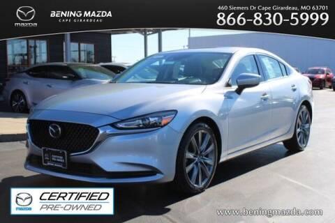 2019 Mazda MAZDA6 for sale at Bening Mazda in Cape Girardeau MO