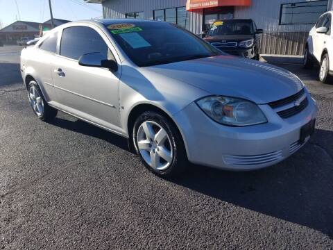 2008 Chevrolet Cobalt for sale at Moores Auto Sales in Greeneville TN