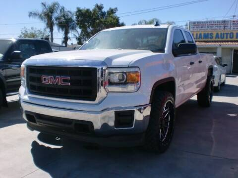 2015 GMC Sierra 1500 for sale at Williams Auto Mart Inc in Pacoima CA
