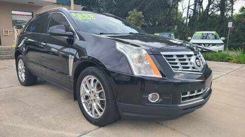 2014 Cadillac SRX for sale at Dunn-Rite Auto Group in Longwood FL