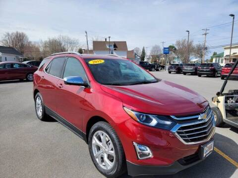 2019 Chevrolet Equinox for sale at Frenchie's Chevrolet and Selects in Massena NY