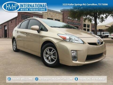 2011 Toyota Prius for sale at International Motor Productions in Carrollton TX