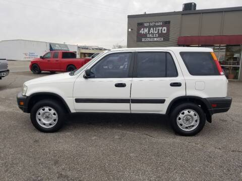 2000 Honda CR-V for sale at 4M Auto Sales | 828-327-6688 | 4Mautos.com in Hickory NC