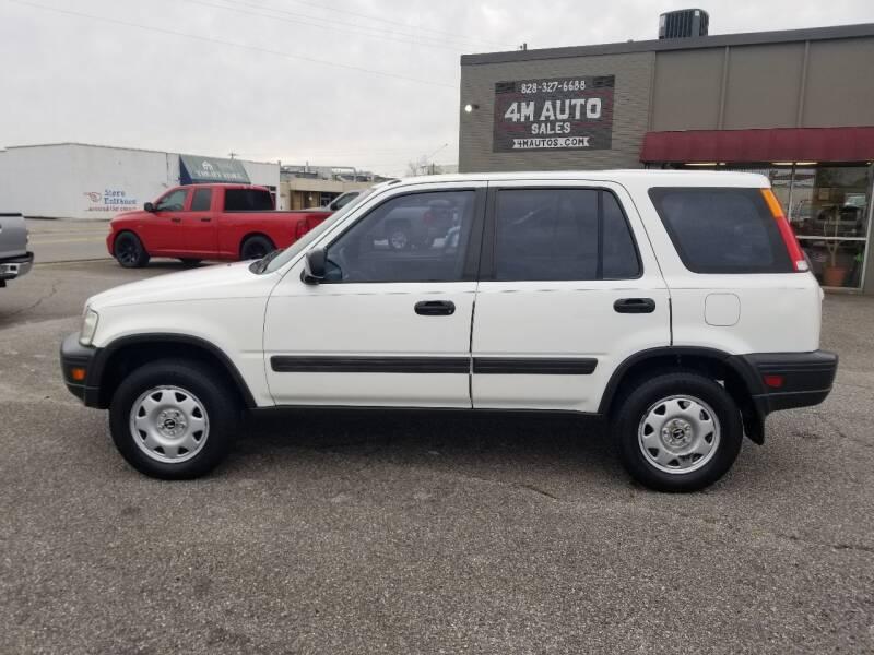 2000 Honda CR-V for sale at 4M Auto Sales   828-327-6688   4Mautos.com in Hickory NC