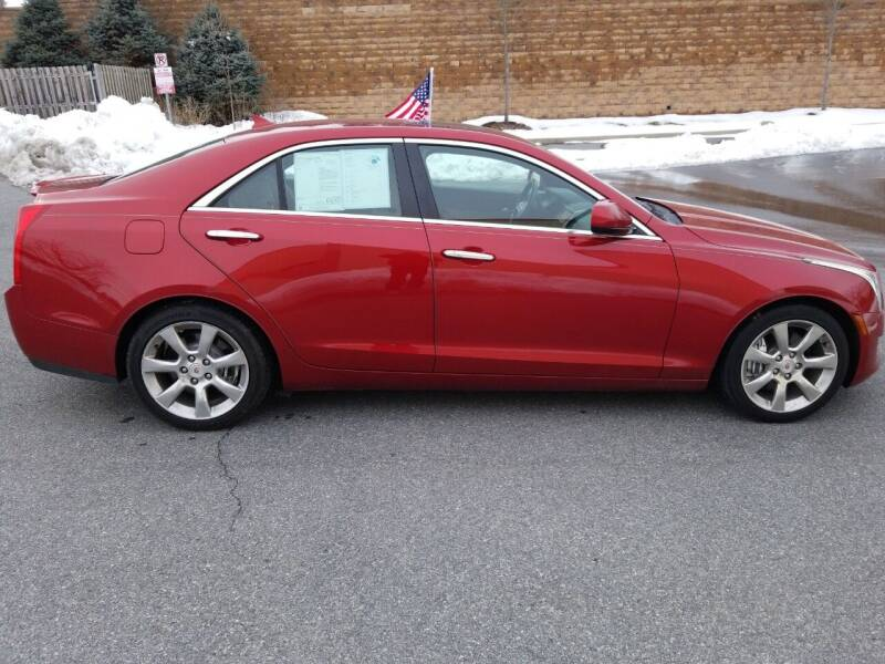 2014 Cadillac ATS for sale at Lehigh Valley Autoplex, Inc. in Bethlehem PA