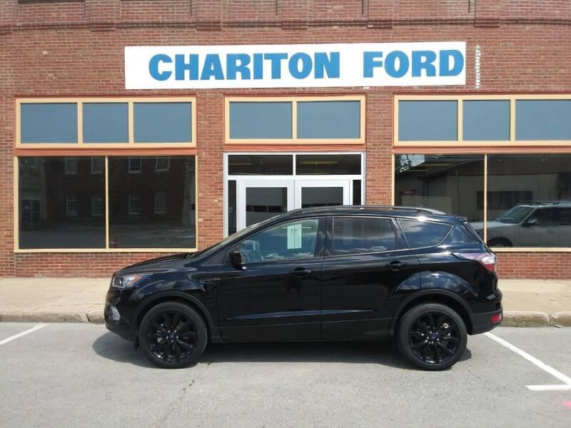 2018 Ford Escape for sale at Chariton Ford in Chariton IA