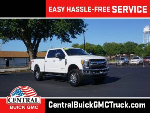 2017 Ford F-250 Super Duty for sale at Central Buick GMC in Winter Haven FL