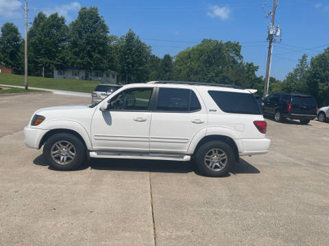 2005 Toyota Sequoia for sale at Truck and Auto Outlet in Excelsior Springs MO