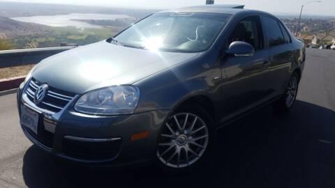 2007 Volkswagen Jetta for sale at Trini-D Auto Sales Center in San Diego CA