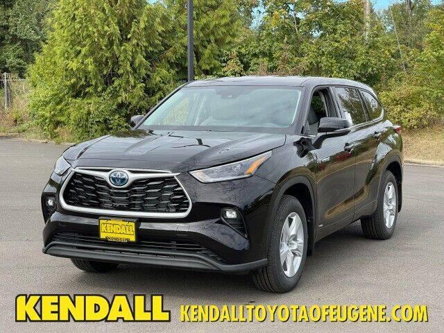 2021 Toyota Highlander Hybrid for sale in Eugene, OR