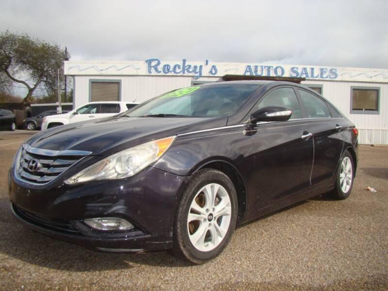 2011 Hyundai Sonata for sale at Rocky's Auto Sales in Corpus Christi TX