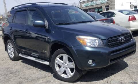 2008 Toyota RAV4 for sale at Nile Auto in Columbus OH
