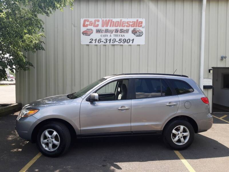 2008 Hyundai Santa Fe for sale at C & C Wholesale in Cleveland OH
