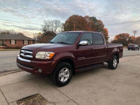 2006 Toyota Tundra for sale at E Motors LLC in Anderson SC