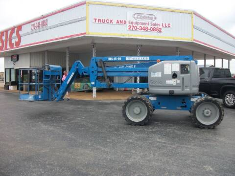 2006 Genie Z45/25J Boom Lift for sale at Classics Truck and Equipment Sales in Cadiz KY