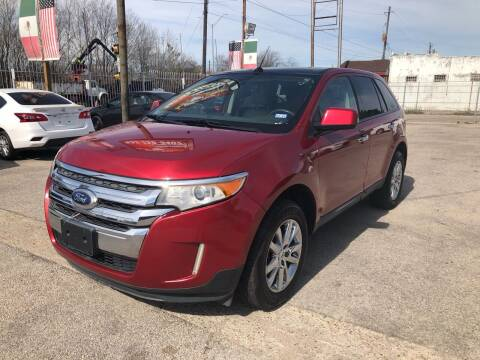 2011 Ford Edge for sale at Saipan Auto Sales in Houston TX