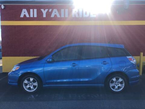 2008 Toyota Matrix for sale at Big Daddy's Auto in Winston-Salem NC